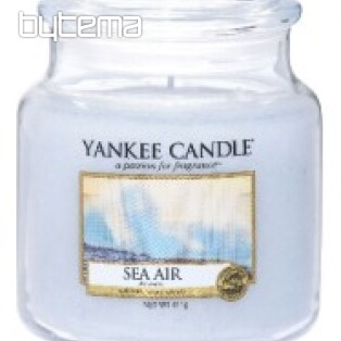 svíčka YANKEE CANDLE vůně SEA AIR