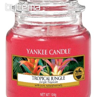 svíčka YANKEE CANDLE vůně TROPICAL JUNGLE